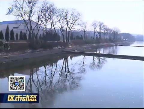 文登区张家产镇昌阳河改造工程启动